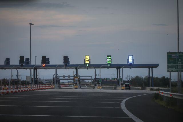 Αναστέλλεται η αύξηση των διοδίων στην Αττική Οδό – Στη Δικαιοσύνη προσφεύγει η εταιρεία