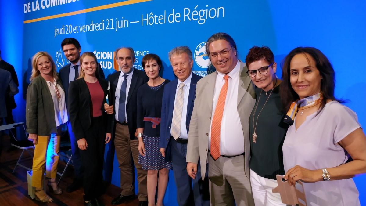 Γενική Συνέλευση της Διαμεσογειακής Επιτροπής της CPMR   στη Μασσαλία