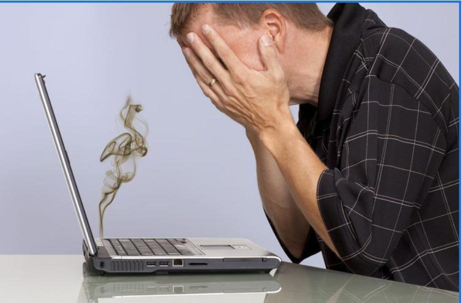 Ποιες είναι οι συνηθέστερες βλάβες των laptop