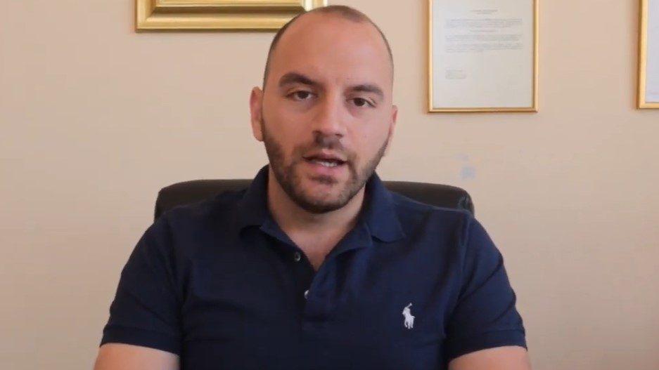 Πιέτρης: Θα συνεργαστώ με το νέο Δήμαρχο Βασίλη Νανόπουλο όποτε και οπου μου ζητήσει