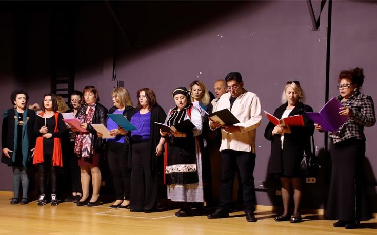 Θεατρική παράσταση από τους μαθητές του Εσπερινού ΕΠΑΛ