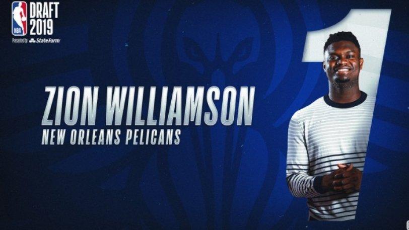 NBA Draft 2019: Η πρώτη 10άδα