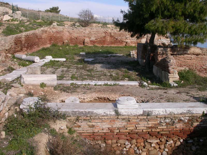 Στερέωση αποκατάσταση και ανάδειξη των καταλοίπων του αρχαίου λιμένα των Κεγχρεών Κορινθίας
