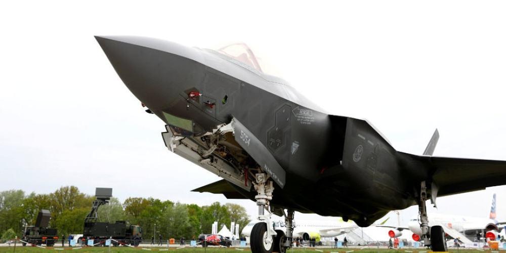 Αποχωρούν από τις ΗΠΑ οι Τούρκοι πιλότοι των F-35