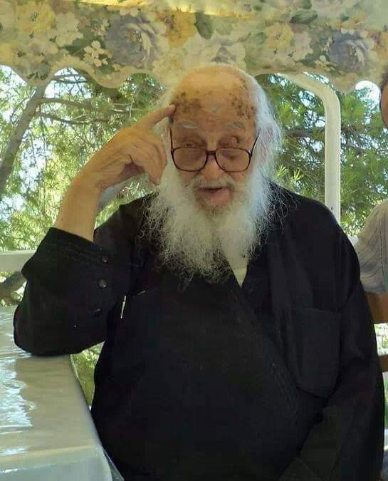 Εκοιμήθη ο Γέροντας π.Νεκτάριος