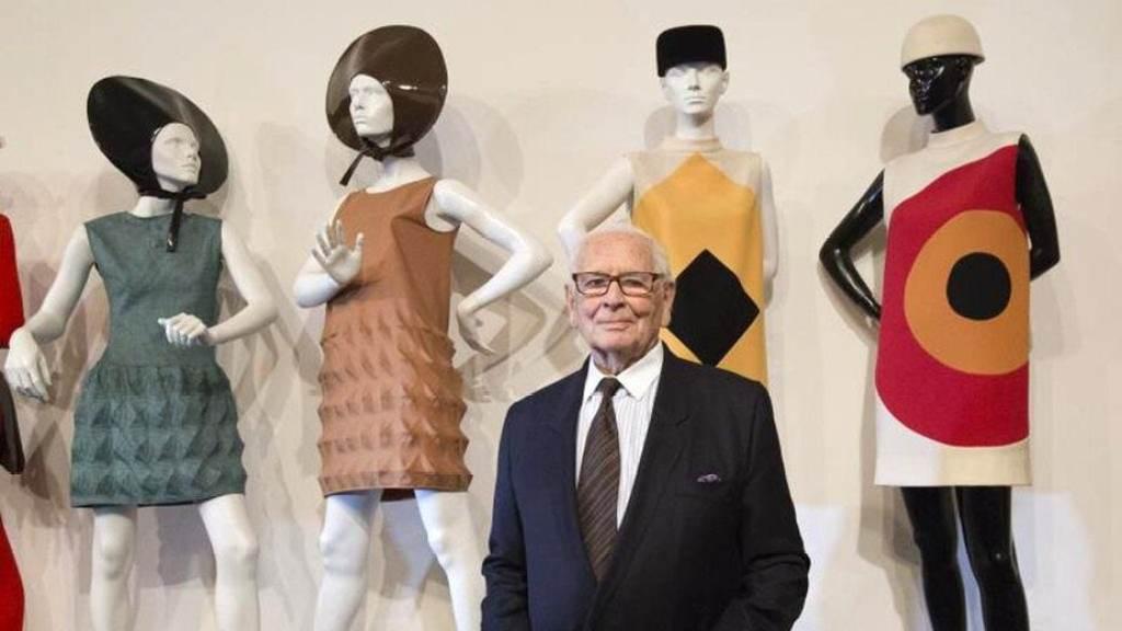 Pierre Cardin Future Fashion: Μια φουτουριστική έκθεση για το πρωτοποριακό έργο του σπουδαίου σχεδιαστή