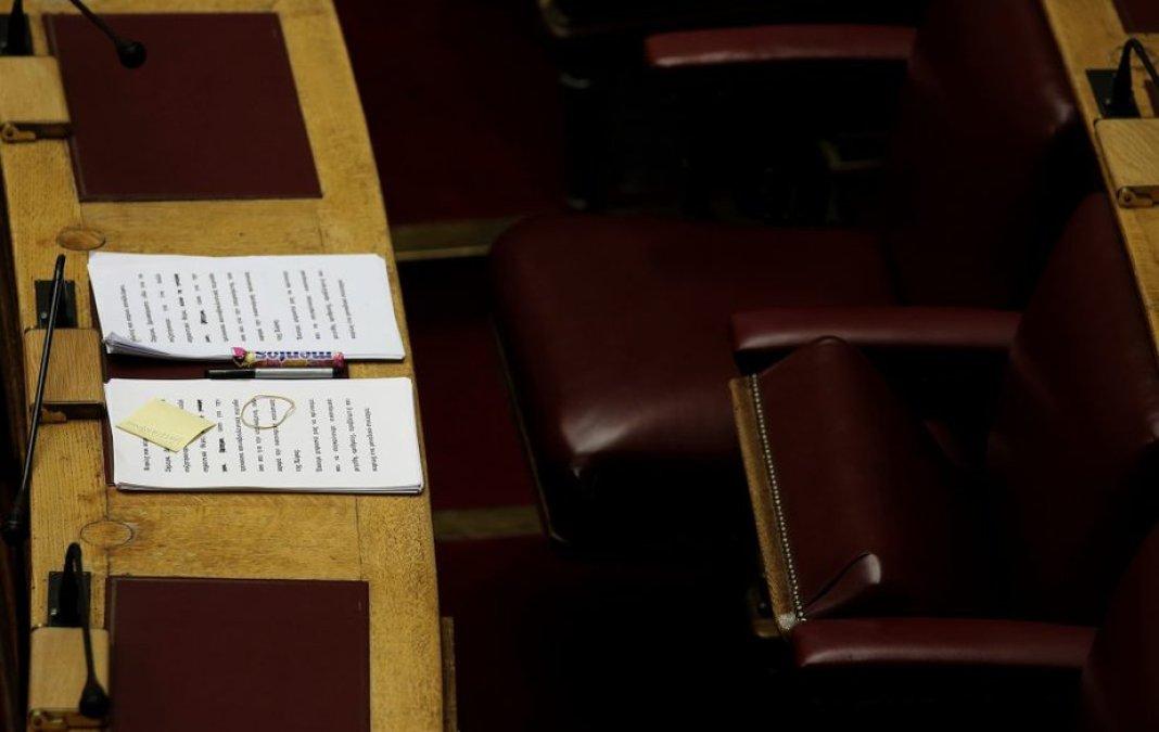 Γεγονός η πρώτη παραίτηση βουλευτή: Ποια παρέδωσε την έδρα της