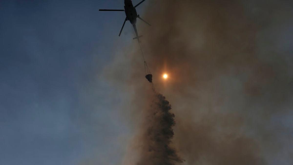 Οριοθετήθηκε η πυρκαγιά στην Εύβοια – Κάηκαν 25.000 στρέμματα δάσους – 39 φωτιές σε ένα 24ωρο