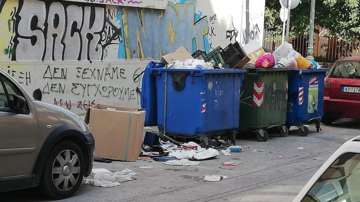 Νέα παρέμβαση του ΙΝΚΑ Κορινθίας για την καθαριότητα στο Δήμο Κορινθιας