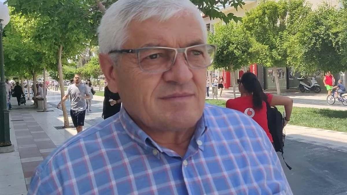 Μουρούτσος: Ας του πει κάποιος ότι έχασε τις εκλογες