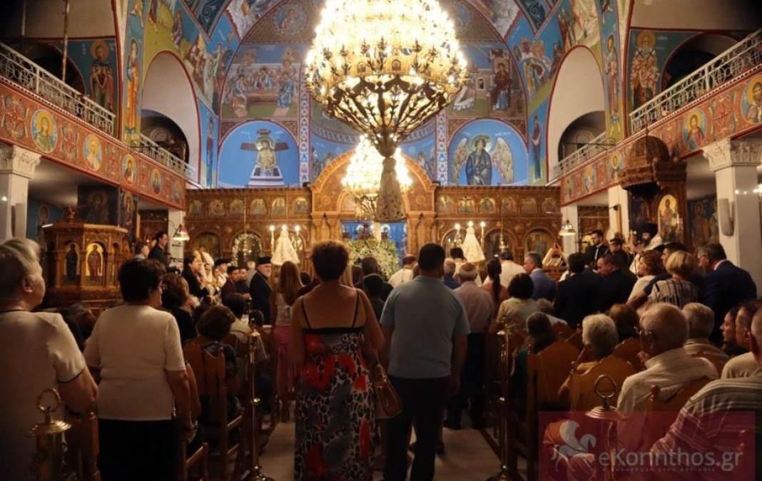 Ο Συνοικισμός εόρτασε την Κοίμηση της Θεοτόκου (βίντεο)