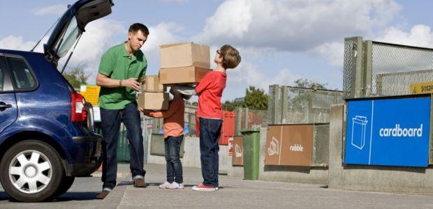 Το Λουτρακι `πνιγεται` απο τα σκουπιδια εγκριθηκε ομως `πρασινο` σημειο ανακυκλωσης