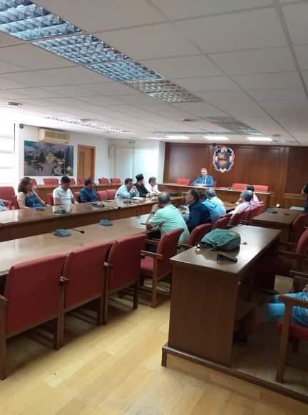 Έκτακτη σύσκεψη στην Κορινθο για τις αλλαγές στο κέντρο μεταναστων