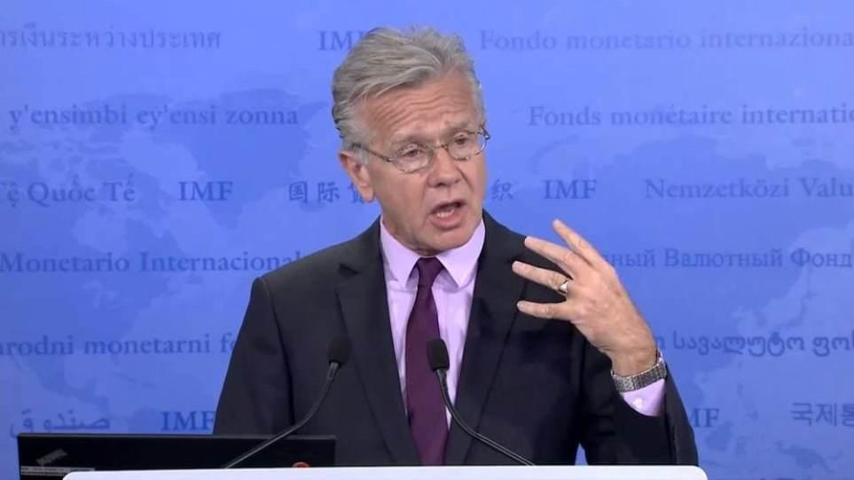Στο πλευρό της Ελλάδας το ΔΝΤ για τη μείωση στα πλεονάσματα!