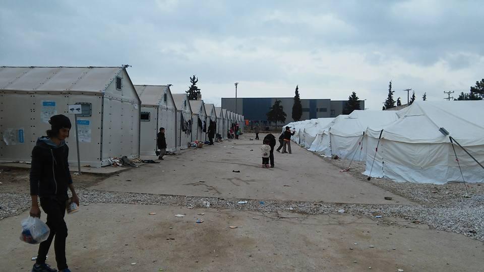 Ανακοίνωση του Ιατρικού Συλλόγου για προβλήματα στην ανοικτή δομή μεταναστων