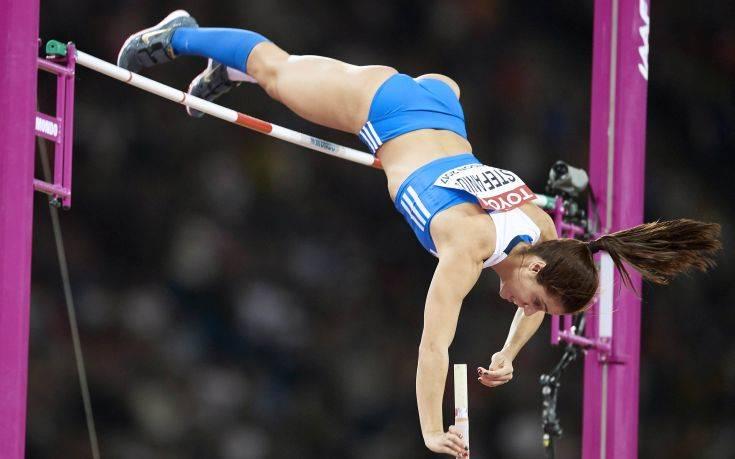 Κατερίνα Στεφανίδη: Είμαι χαρούμενη που επιστρέφω με ένα ακόμη μετάλλιο