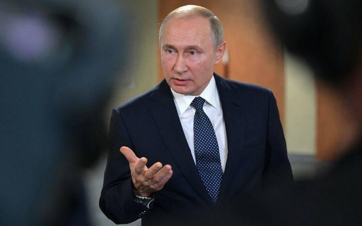 Ο Πούτιν προτείνει στη Σ. Αραβία να αγοράσει ρωσικά αντιαεροπορικά συστήματα