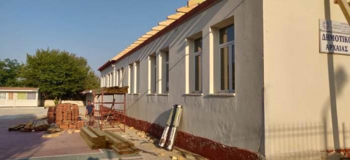 Κόρινθος: Κλειστό το Δημοτικό σχολείο της Αρχαιας Κορίνθου λόγω...σκεπής -  Typos Online