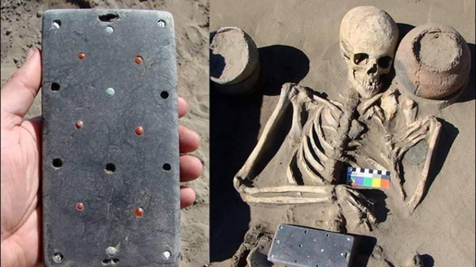 Σιβηρία: Απίστευτη ανακάλυψη από ανασκαφή – Στο φως αρχαίο… iPhone