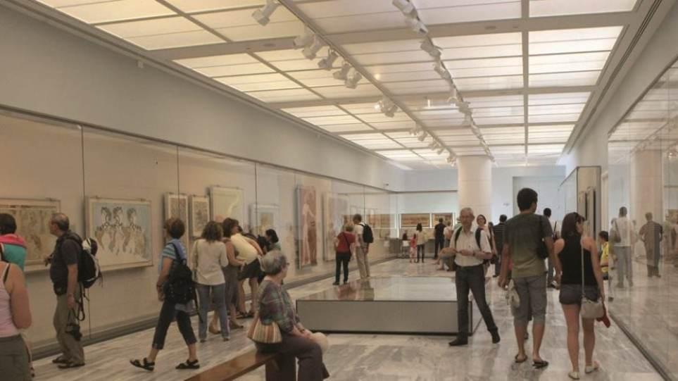 ΕΛΣΤΑΤ: Αυξήθηκαν οι επισκέπτες στα μουσεία της χώρας τον Μάιο