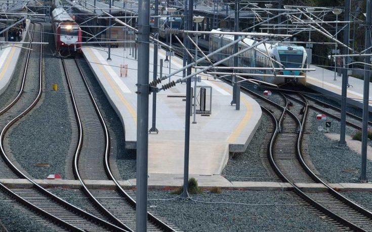 Κανονικά σήμερα και αύριο τα δρομολόγια σε τρένα και προαστιακό