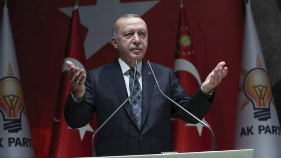 Ενισχυμένος ο Ερντογάν από την Συρία απειλεί Ελλάδα και Κύπρο