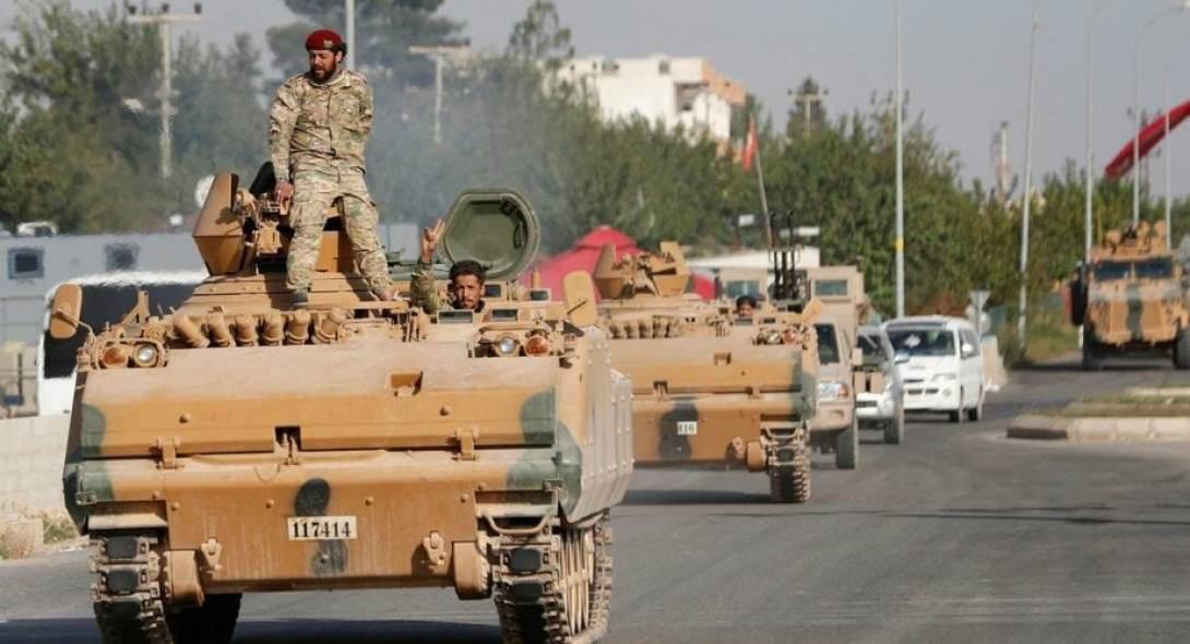 Απειλή γενικευμένης σύρραξης: Τούρκοι και Σύροι πρόσωπο με πρόσωπο στην πόλη Μανμπίτζ