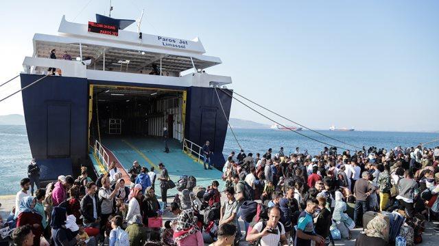 Μεταναστευτικό: Στο «κόκκινο» οι ροές, φέρνουν «ντόμινο» αντιδράσεων σε νησιά και ηπειρωτική χώρα