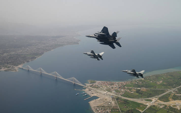 Βουλή: Κατατέθηκε νομοσχέδιο για την αναβάθμιση των F-16