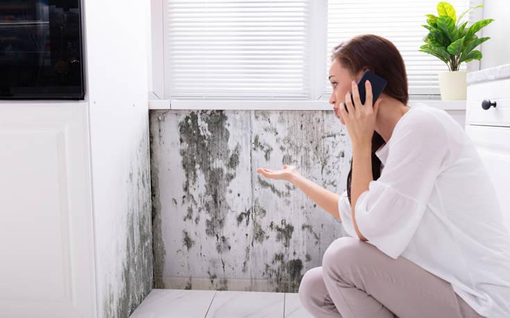 Τρεις συμβουλές για να προστατέψετε το σπίτι σας από την υγρασία