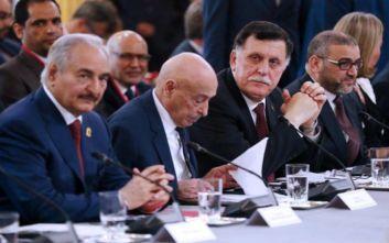 Λιβύη: Χάφταρ και Σάρατζ υπογράφουν σήμερα εκεχειρία στη Μόσχα