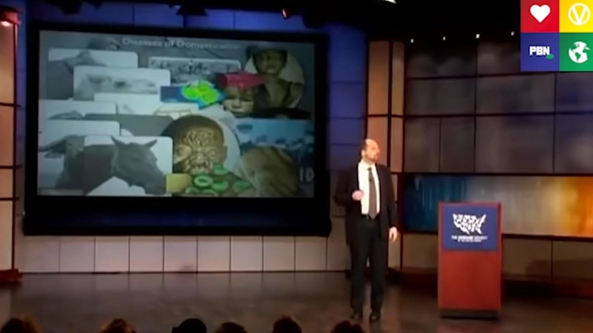 Πρόβλεψη του 2008 για πανδημία από τον δρα Γκρέγκερ και η συσχέτιση της με τα ζώα