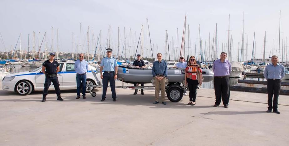 Μια σημαντική προσφορά του Ρόταρυ για την επιτήρηση των συνόρων της Ελλάδας
