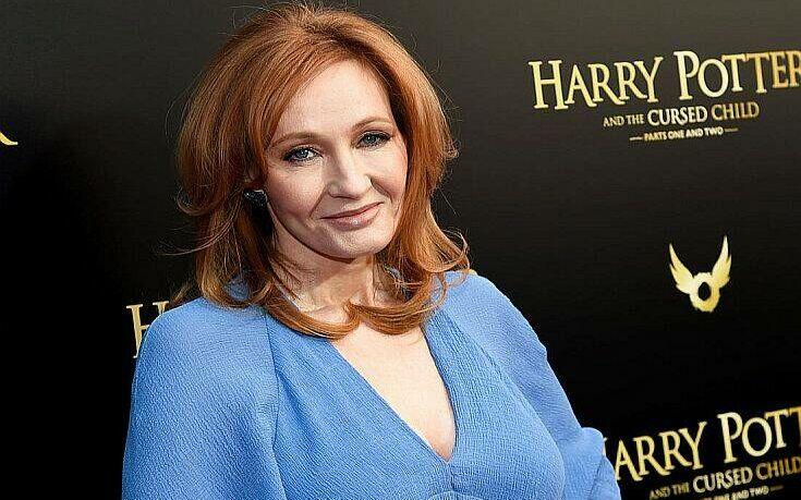 Οικονομική βοήθεια 1εκ. λίρες από τη συγγραφέα του Harry Potter για τα θύματα της ενδοοικογενειακής βίας