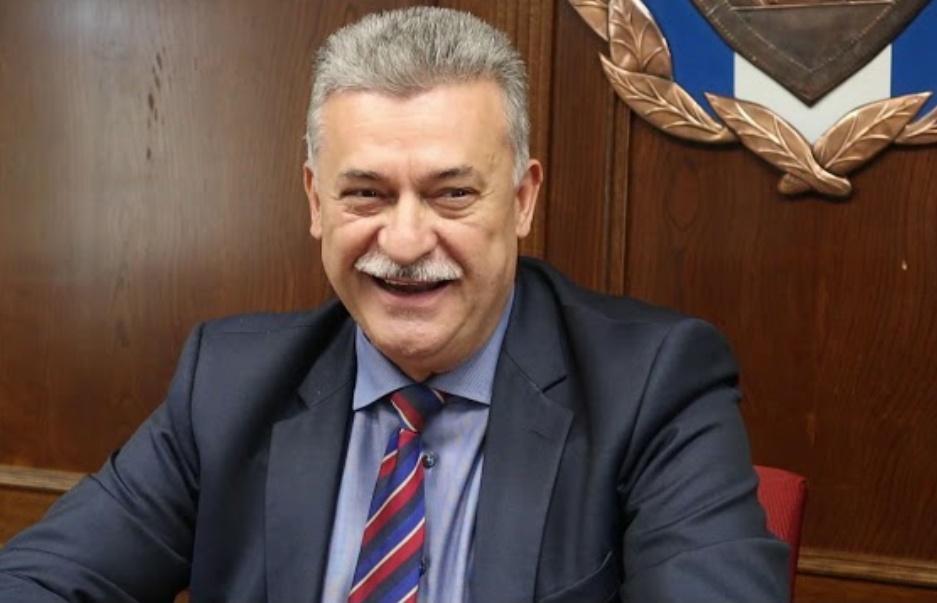 Νανόπουλος: Η πλατεία θα ολοκληρωθεί σε πείσμα πολλών