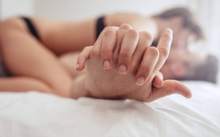 Τα πέντε οφέλη αν κάνετε σεξ ακόμη και κάθε μέρα