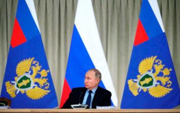 Πούτιν 2036… Οι Ρώσοι τον θέλουν για άλλα 25 χρόνια !