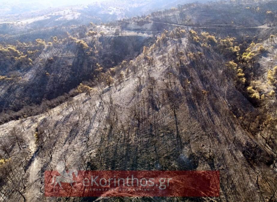 Νίκας: Πρώτη προτεραιότητα η αντιπλημμυρική θωράκιση του πυρόπληκτου Δήμου Κορινθίων