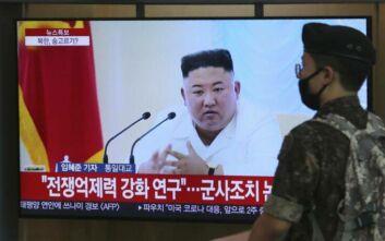 Η δήλωση του Κιμ Γιονγκ Ουν με πολλούς αποδέκτες: Το πυρηνικό οπλοστάσιο της χώρας μας εγγυάται την ασφάλειά της