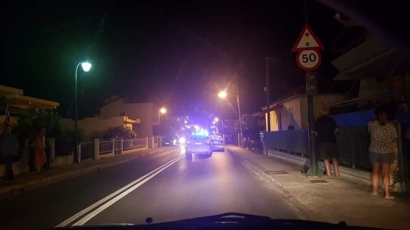 Τωρα: Σοβαρό τροχαίο στο Περιγιαλι