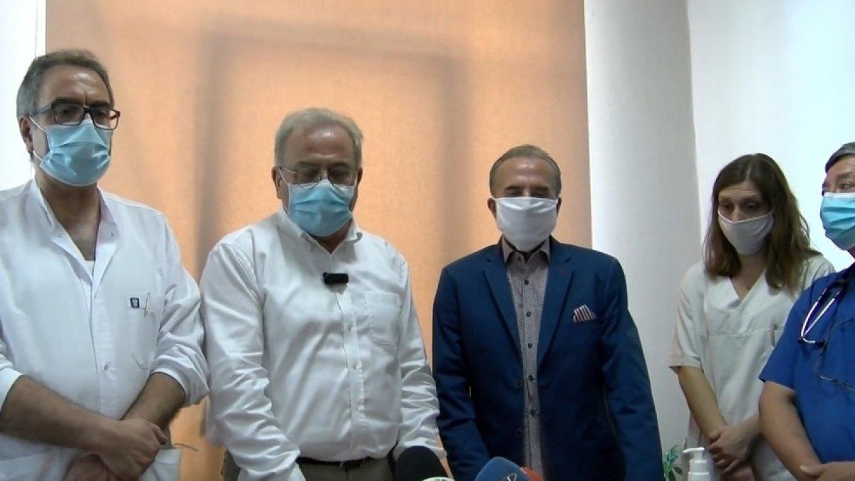 Σημαντική δωρεά από τον κ. Τσαούση στο Νοσοκομείο Κορίνθου