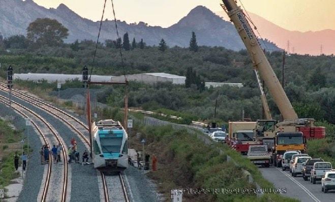 Προαστιακός: Κανονικά τα δρομολόγια στη γραμμή Κιάτο-Αίγιο