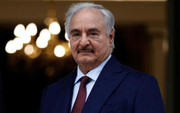 Λιβύη: Ο Χαφτάρ απορρίπτει την κατάπαυση του πυρός