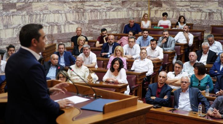 Γιατί η ΚΟ του ΣΥΡΙΖΑ θα ψηφίσει παρών στην ελληνοαιγυπτιακή συμφωνία