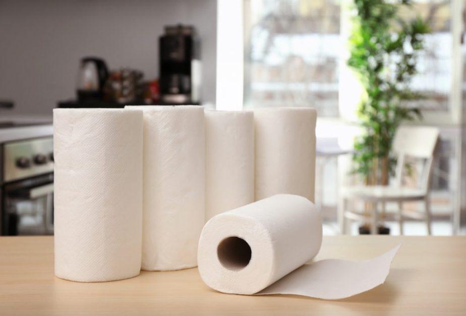 4 πράγματα που δεν πρέπει να κάνετε ποτέ με το χαρτί κουζίνας