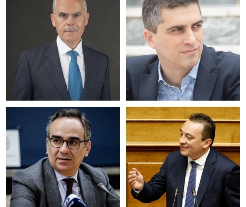 Ισχυρή εκπροσώπηση της Πελοποννήσου στο Υπουργικό Συμβούλιο