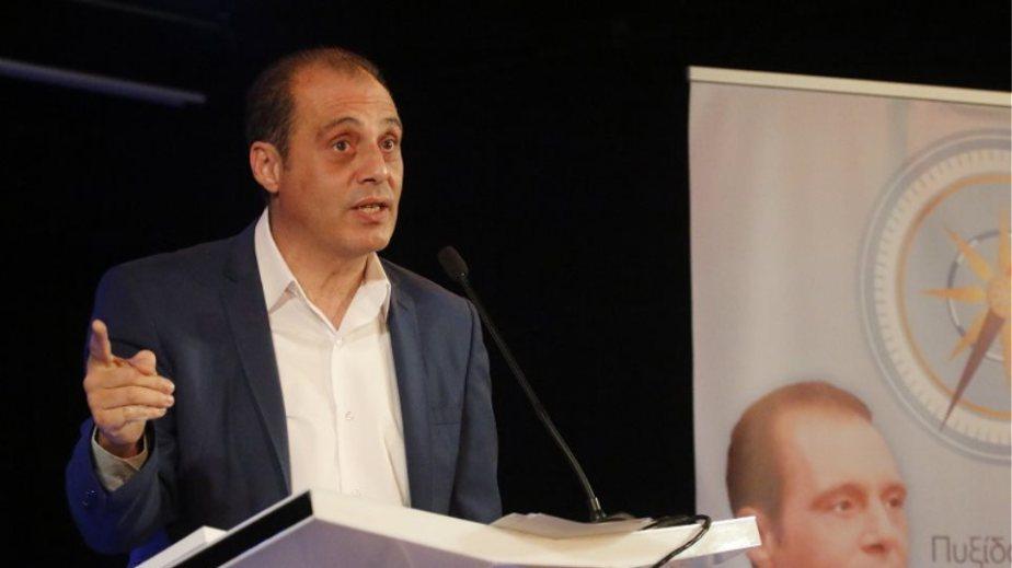 """Βελόπουλος: «Κάτοικοι καταγγέλλουν εταιρείες για ρύπανση στο """"Καλαμάκι"""","""