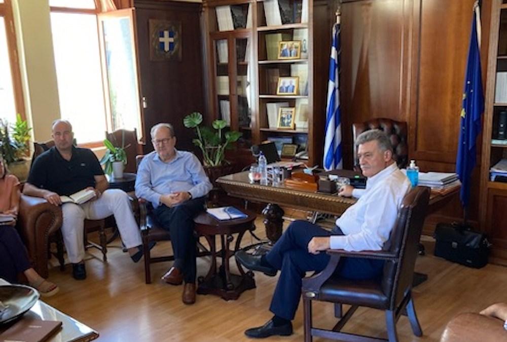 Πάνω από 3 εκατομύρια ευρώ για εργα στις πυρόπληκτες περιοχές του Δήμου Κορινθίων