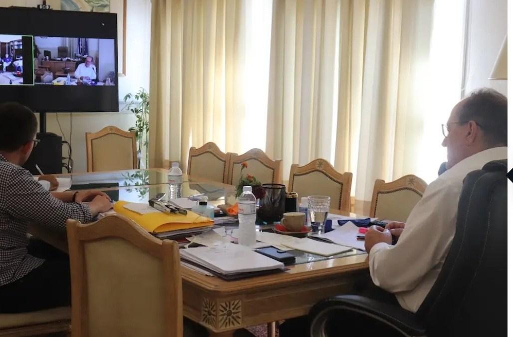 Τηλεδιάσκεψη για τον αναδασμό Φενεού στην Κορινθία, σύντομα οι διαδικασίες για το Δώριο στη Μεσσηνία