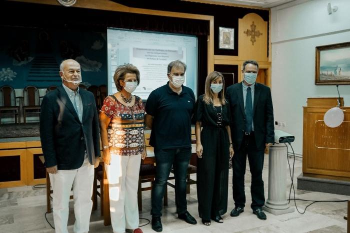 Με επιτυχία ολοκληρώθηκε η Ημερίδα Ελληνικής Εταιρείας Μαστολογίας στο Δερβένι